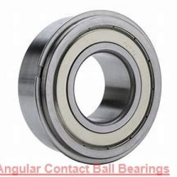 120 mm x 260 mm x 55 mm  FAG 7324-B-TVP  Angular Contact Ball Bearings