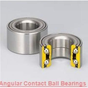 130 mm x 280 mm x 58 mm  FAG 7326-B-TVP  Angular Contact Ball Bearings