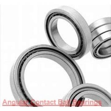 0.669 Inch | 17 Millimeter x 1.575 Inch | 40 Millimeter x 0.689 Inch | 17.5 Millimeter  NSK 5203JC3  Angular Contact Ball Bearings