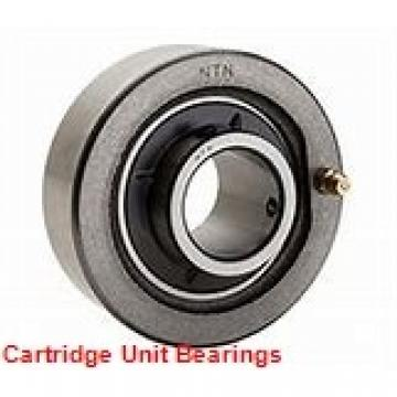 QM INDUSTRIES QVVMC17V075SEB  Cartridge Unit Bearings