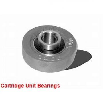 QM INDUSTRIES TAMC17K300SC  Cartridge Unit Bearings
