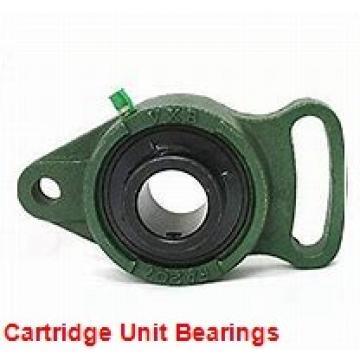 QM INDUSTRIES QVVMC15V207SEB  Cartridge Unit Bearings