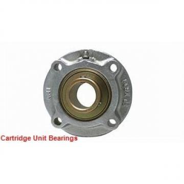 QM INDUSTRIES TAMC17K075SC  Cartridge Unit Bearings
