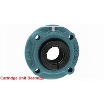 QM INDUSTRIES TAMC11K050SO  Cartridge Unit Bearings