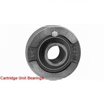 QM INDUSTRIES QMMC13J065SC  Cartridge Unit Bearings